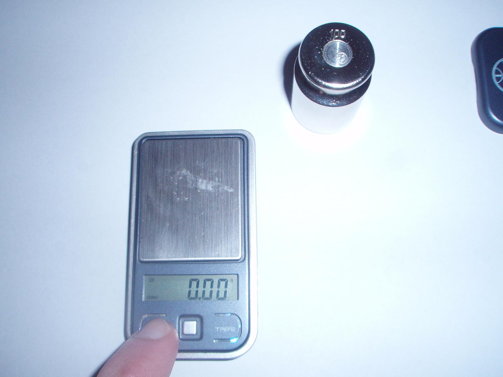 Настройка весов DE21268,(фото 2)