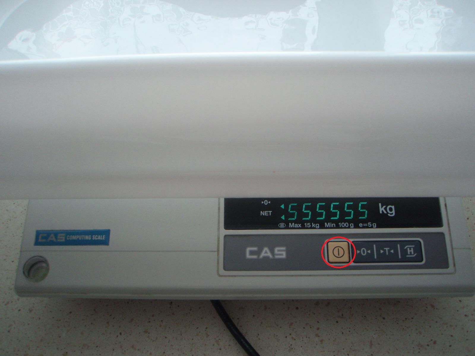 Детские весы AD-15,(фото 4)